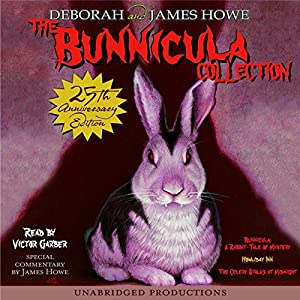 The Bunnicula Collection Audiobook