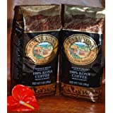 Royal Kona Private Reserve 100 Pure Kona Coffee Whole Bean  2 Bags