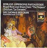 Berlioz: Symphonie Fantastique Trojans Corsaire Beecham