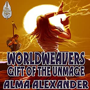 Gift of the Unmage Audiobook