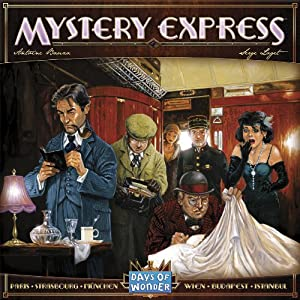 Mystery Express!
