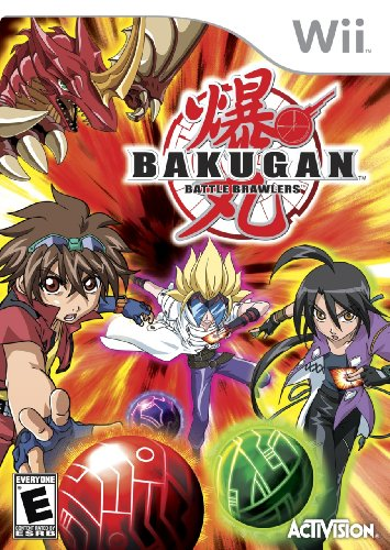 Bakugan Battle Brawlers - Nintendo Wii - 1