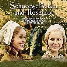 Schneeweißchen und Rosenrot Hörbuch von Janine Lüttmann,  Gebrüder Grimm Gesprochen von: Cathlen Gawlich