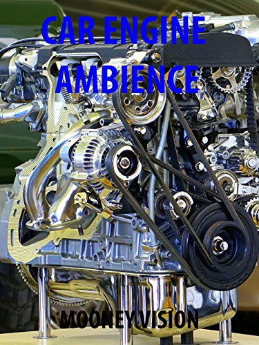 Car Engine White Noise Ambience