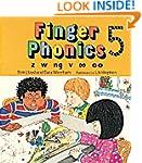 Finger Phonics Book 5: z, w, ng, v, o...