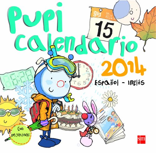 Pupi. Calendario anual 2014