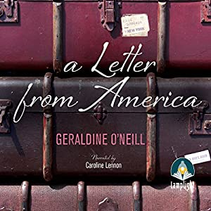 A Letter from America Hörbuch