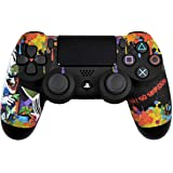 DualShock 4 Wireless Controller for PlayStation 4 - Soft Touch Design - Added Grip for Long Gaming Sessions - Multiple PS4 Colors Available (Joker) (Color: Joker)