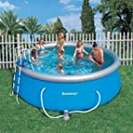 """Bestway 457x122 Pool """"Fast Set"""" Kompl..."""