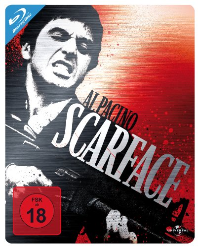 Scarface (Limited Steelbook) [Blu-ray] [Limited Edition]