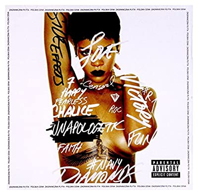 Rihanna: Unapologetic (PL) [CD]