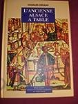 L'Ancienne Alsace � Table - Etude His...