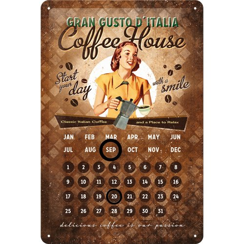 nostalgic-art-22206-coffee-und-chocolate-house-lady-kalender-blechschild-20-x-30-cm