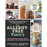 Buy The Allergy-Free Pantry: Make Your Own Staples, Snacks, and More Without Wheat, Gluten, Dairy, Eggs, Soy or Nuts