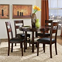 Hot Sale Standard Furniture Pendelton 5 Piece Dining Table Set