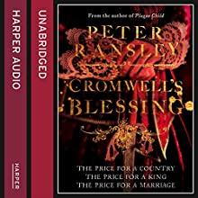 Cromwell's Blessing (       UNABRIDGED) by Peter Ransley Narrated by Gordon Griffin