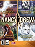 Nancy Drew 4 Pack-Secret of Shadow Ranch, Curse of Blackmoor Manor, White Wolf of Icicle Creek, Legend of the Crystal Skull - Windows