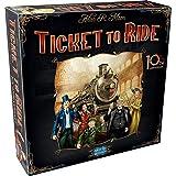 Days of Wonder Ticket to Ride 10th Anniversary Edition (Tamaño: 1)
