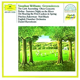 "Vaughan Williams: Fantasia On ""Greensleeves""; The Lark Ascending / Delius: Two Pieces; Two Aquarelles; Intermezzo / Walton: Two Pieces"