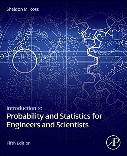 Sheldon M. Ross - Introduction to Probability and Statistics for Engineers and Scientists