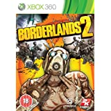 Borderlands 2 (Xbox 360)by Take 2 Interactive