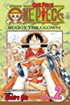 One Piece Vol 2 Buggy the Clown