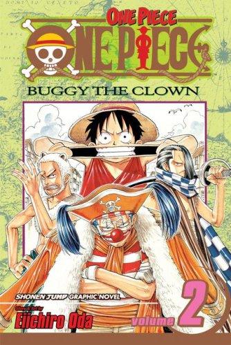 One Piece Vol.2: Buggy the Clown (One Piece Series)Eiichiro Oda