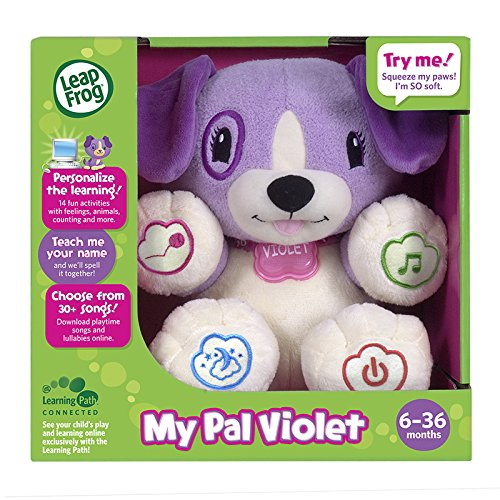 LEAPFROG ENTERPRISES LEAPFROG MY PAL VIOLET 6-36 MONTHS (Set of 3)