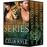 Ridgeville Series Volume One (BBW Paranormal Shapeshifter Romance) (Ridgeville Boxed Book 1)