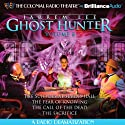 Jarrem Lee - Ghost Hunter - The Suicides at Sevens Hall, The Fear of Knowing, The Call of the Dead and The Sacrifice: A Radio Dramatization  by Gareth Tilley Narrated by Jerry Robbins, The Colonial Radio Players