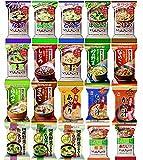 アマノフーズ みそ汁豪華20種類40食セット (フリーズドライ 即席 味噌汁)