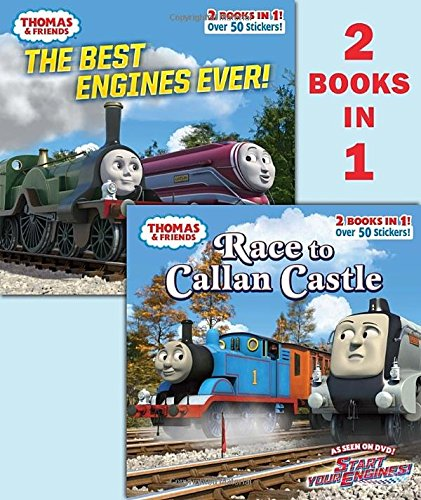 Race to Callan Castle/The Best Engines Ever! (Thomas & Friends) (Pictureback(R))