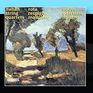 Three Italian String Quartets