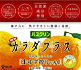 バスクリン カラダプラス 生ゆず搾りの香り15包   (2入り)