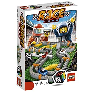 LEGO Racers game: Race 3000!