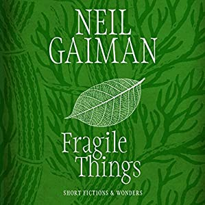 Fragile Things Audiobook