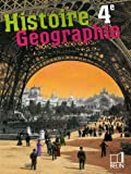 echange, troc Stéphan Arias, Olivier Caruso, Eric Chaudron, Isabelle Damongeot, Collectif - Histoire Géographie 4e