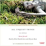 All Unquiet Things | Anna Jarzab