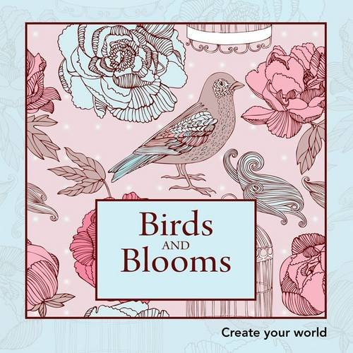Birds and blooms create your world import it all - Create your world ...