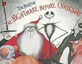 The Nightmare Before Christmas (0786810149) by Burton, Tim