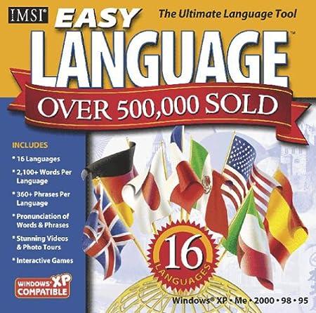 Easy Language 16 (Jewel Case)
