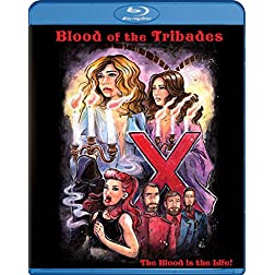 Blood of the Tribades [Blu-ray]