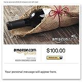 Amazon Gift Card - E-mail - Amazon Wine (Bottle)