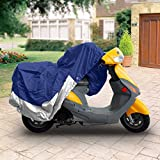 SUPERIOR TRAVEL DUST MOTORCYCLE SCOOTER MOPED COVER COVERS : FITS UP TO LENGTH 80