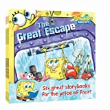 Nick 8x8 Value Pack #6: Amazing Spongebobini; Vote for Spongebob; The Great Escape; Spongebob and the Princess; The Art Contest; Lost in Time (Spongebob Squarepants)