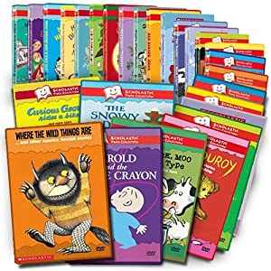 Scholastic DVD Collection