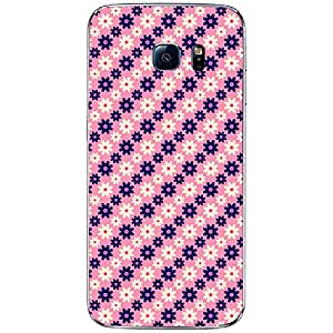 Skin4gadgets FLORAL Pattern 15 Phone Skin for SAMSUNG GALAXY S6 EDGE (G9250)