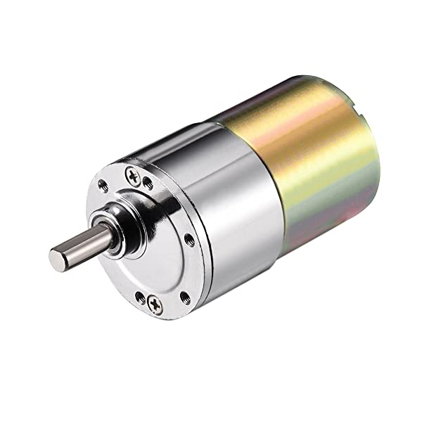 High Torque Speed Reducing Cylinder DC Gear Motor DC 6V 40RPM