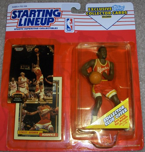 Stacey Augmon 1993 Starting Lineup - 1