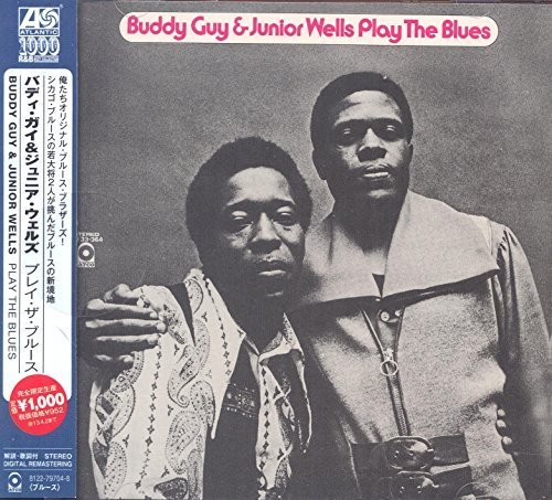 Buddy Guy - Buddy Guy & Junior Wells Play - Zortam Music